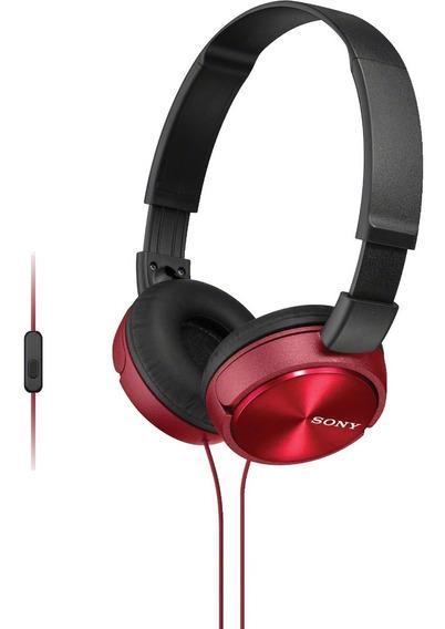 Headphone Fone De Ouvido Sony Mdr-zx310ap Original Frete Gts