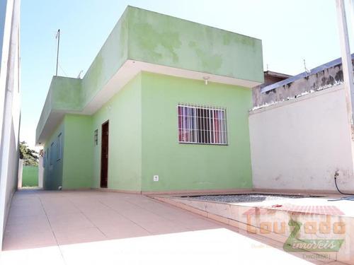 Imagem 1 de 15 de Casa Para Venda Em Peruíbe, Parque Daville, 2 Dormitórios, 1 Suíte, 1 Banheiro, 2 Vagas - 1587_2-984490