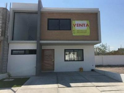 Residencia En Tejeda, Villas El Roble, 3 Recamaras, Salatv