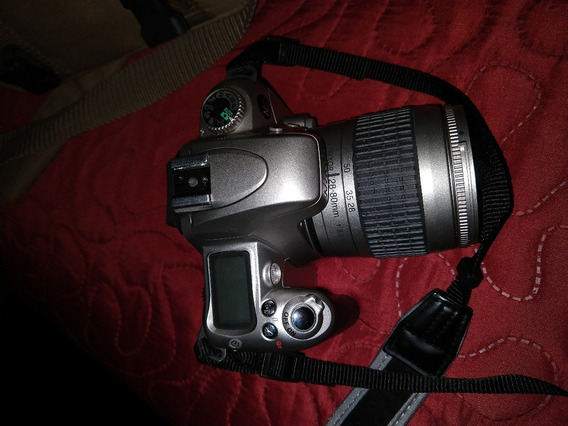 Câmera Fotográfica Nikon N55 - Analógica