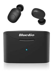 Fone Bluetooth 5 Bluedio T Elf Totalmente Sem Fio Tws T-elf