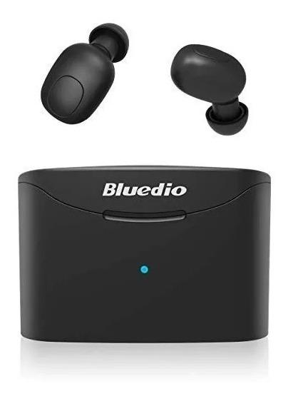 Earphone Fone Bluedio Telf Sem Fio Bluetooth T-elf = Airdots