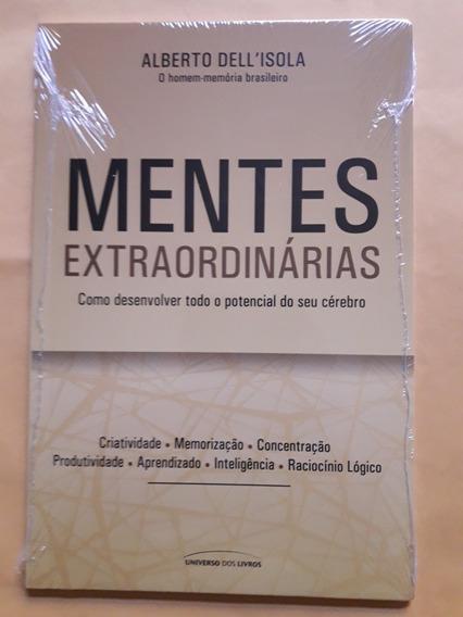 Livro Mentes Extraordinárias - Universo Dos Livros