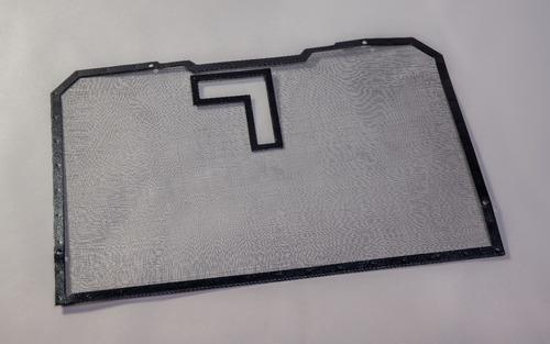 Imagen 1 de 3 de Mariposero Bichero Protector De Radiador Para Hilux Toyota