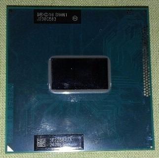 Processador Intel Mobile I3 3110m 2.40ghz 3m Sr0n1 Pga988