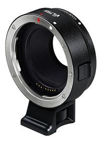 Adaptador De Lente Canon Ef-efm Ef-eosm P/ Ef-m Eos M M50 M5