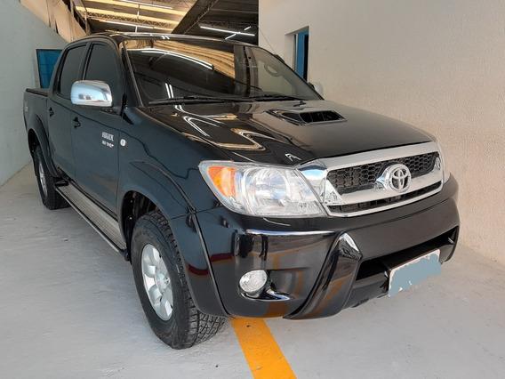 Toyota Hilux 3.0 Srv Cab. Dupla 4x4 Aut. 4p 2008