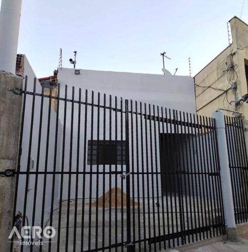 Casa Com 2 Dormitórios À Venda, 203 M² - Centro - Bauru/sp - Ca2437