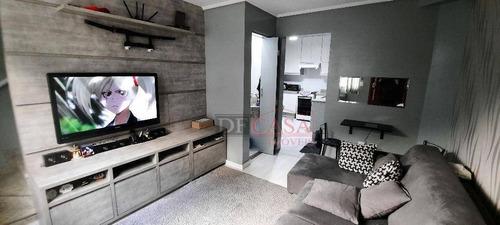 Sobrado Em Artur Alvim, Com 2 Dormitóriosm Sendo 2 Suítes, 75 M² Por R$ 370.000 - So3905