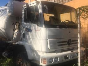Caminhão Betoneira Mercedes-benz Mb 2423
