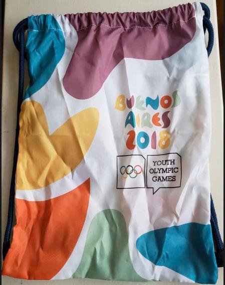 Mochila Juegos Olímpicos