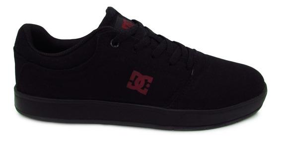 Tenis Dc Shoes Crisis Tx Mx Adys100463 Bkd Black Dk Grey
