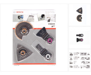 Set Ceramicos Multisierra Bosch Starlock Gop 30-28 Gop 250 C