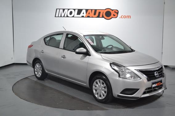 *oferta* Nissan Versa 1.6 Sense M/t 2017 -imolaaautos-