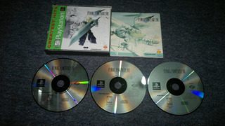 Final Fantasy Vii Completo Para Play Station 1