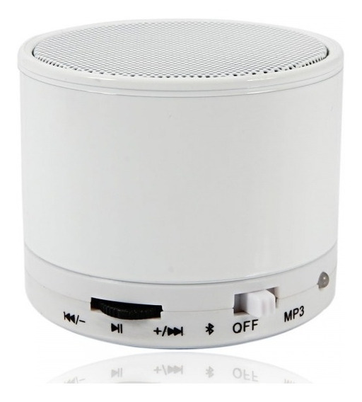 Mini Caixa De Som Portatil Amplificada Bluetooth 5.1 Audio