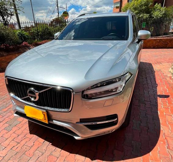 Volvo Xc90 T5 Alt 2017 Plata 5 Puertas