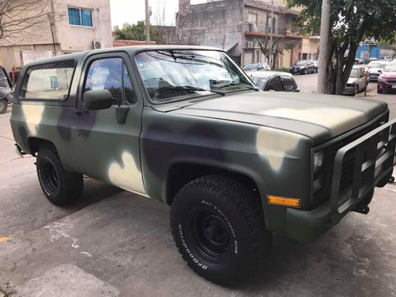 Chevrolet Blazer K5 M1009