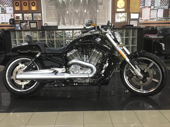 Harley-davidson V-rod Muscle Preta 2013/2013
