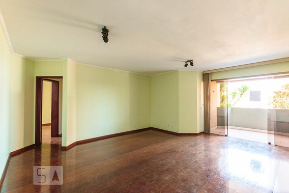 Apartamento No 2º Andar Com 3 Dormitórios E 1 Garagem - Id: 892956814 - 256814
