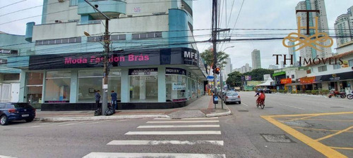 Imagem 1 de 21 de Sala Comercial Para Locação Com Aproximadamente 145m² Em Ótima Localização Central De Balneário Camboriú!!! R$ 15.000,00 - Sa0127