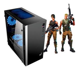 Pc Amd Ryzen 5 3400g Ssd 480gb Ram 16gb Gamer Vega 11 C4