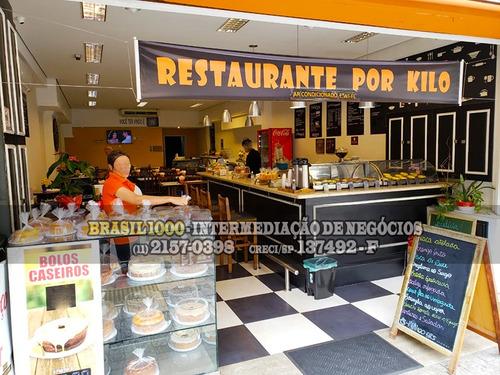 Restaurante E Cafeteria, Pinheiros, Sp. (cód. 8339)