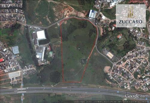 Área Industrial À Venda, Parque Piratininga, Itaquaquecetuba. - Ar0082
