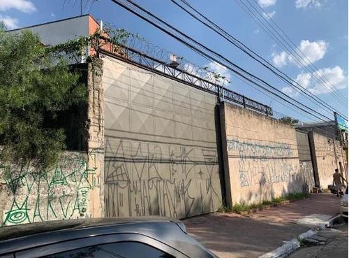 Imagem 1 de 9 de Área À Venda, 2100 M² Por R$ 9.500.000 - Chácara Califórnia - São Paulo/sp - Ar0015
