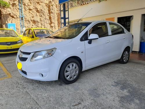 Chevrolet Sail Ls, Motor 1.4cc, Año 2019, Blanco