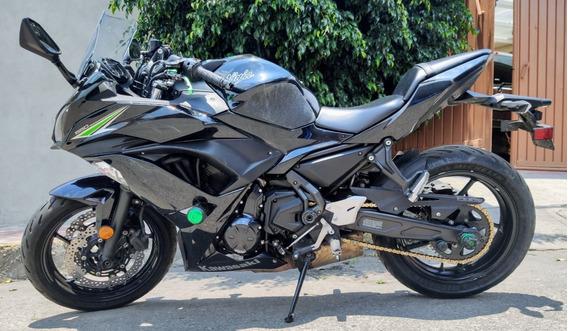 Kawasaki Ninja 650 2017 (posible Cambio Ó Financiamiento)