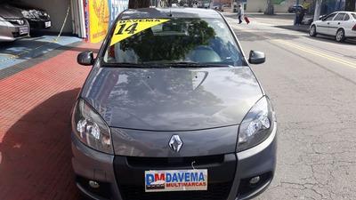 Renault Sandero Expression 1.6 8v (flex) 2014