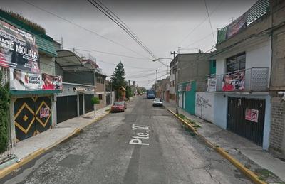 Remate Amplia Y Bonita Casa Col. La Perla,nezahualcoyotl