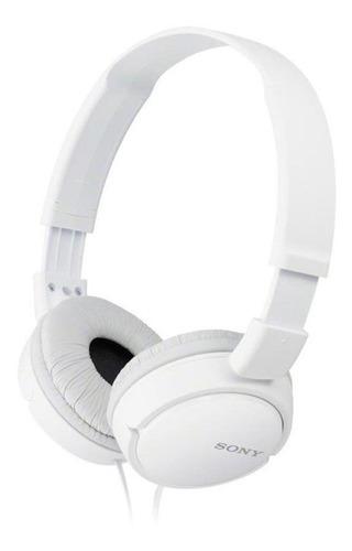 Imagen 1 de 2 de Audífonos Sony ZX Series MDR-ZX110AP blanco