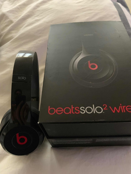 Beats Solo2 Wireless. Original. Con Detalle. Incluye Estuche