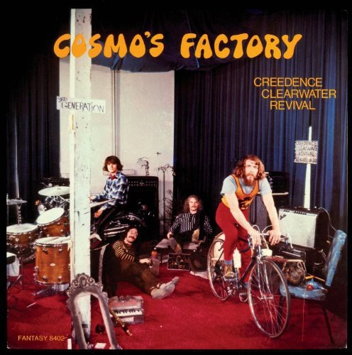 Creedence Clearwater Revival Cosmo