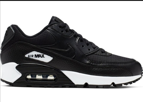 air max 90 negras mujer