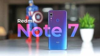 Redmi Xiaomi Note 7 64gb ( Capa,película E Fone De Brinde )