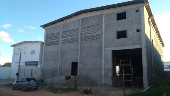 Barracão Em Intermares, Cabedelo/pb De 800m² Para Locação R$ 8.000,00/mes - Ba299925