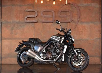 Yamaha V-max 1700 | 2013/14 |impecavel Com Apenas 202kms!!!!