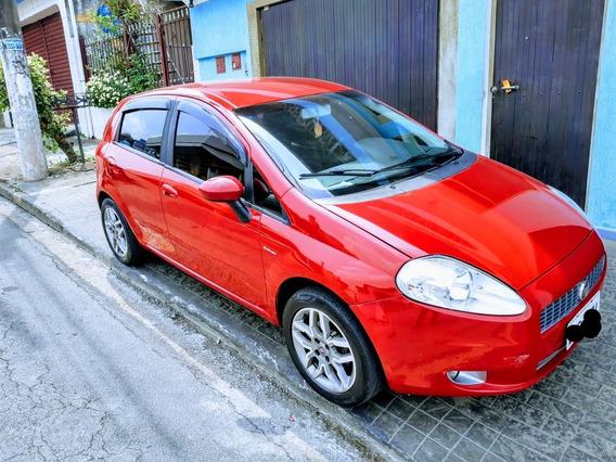 Fiat Punto 1.6 16v Essence Flex Dualogic 5p 2012