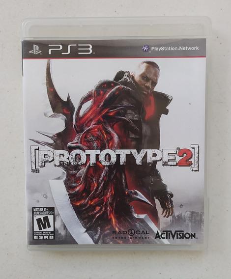 Jogo Prototype 2 - Ps3 - Mídia Física - Playstation 3 Usado