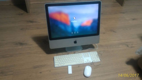 iMac 20 A1224 Intel Core 2 Duo 4gb 1tb, 4gb Ram