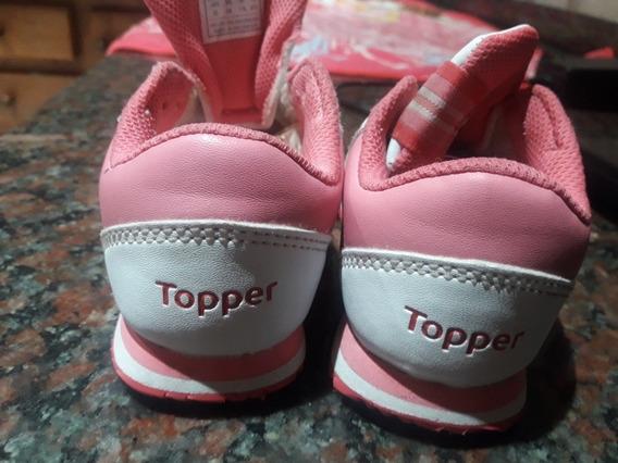 Zapatillas Topper Nena