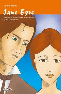Jane Eyre- Sandra Motta. Libro Infantil.