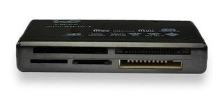 Lector De Memorias Compact Flash Micro Usb,s,mmc,tf