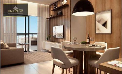 Apartamento Com 3 Dormitórios À Venda, 88 M² Por R$ 811.407,00 - Vila Leopoldina - São Paulo/sp - Ap46123