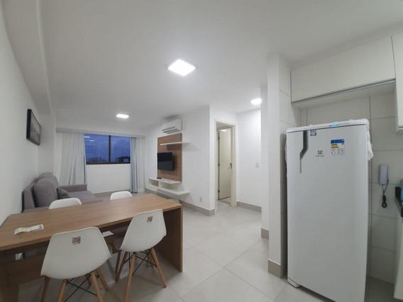 Apartamento Em Ilha Do Leite, Recife/pe De 54m² 2 Quartos Para Locação R$ 2.800,00/mes - Ap548025