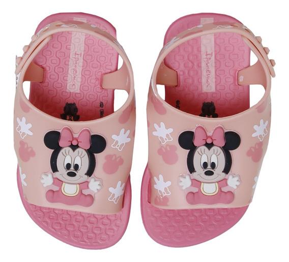 Sandalias Ipanema Love Disney Baby Bebe Fu/sa