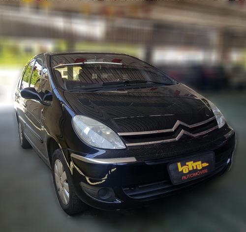 Imagem 1 de 14 de Citroën Xsara Picasso 1.6 I Glx 16v Flex 4p Manual
